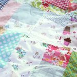 patchy blanket