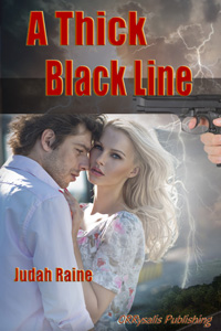 a thick black line by judah raine
